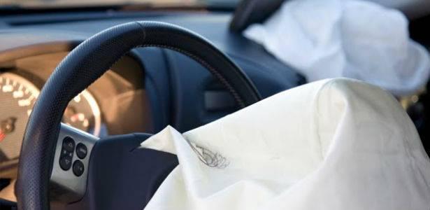 Очистка датчиков подушек безопасности